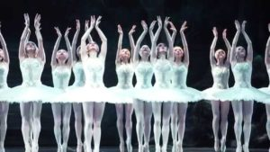 Ballet for the Past, Present and Future
