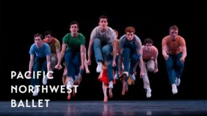 Ballet on Broadway trailer (Pacific Northwest Ballet)