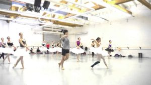 BalletMet and Cincinnati Ballet collaborate on Swan Lake