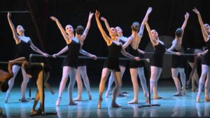 BalletMet Columbus and Cincinnati Ballet present Symphony in C