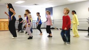 BCS Class of the Month: Kids Hip Hop with Kathryn Waggoner