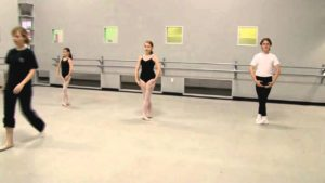 BCS Class of the Month: Kid's Zone Ballet