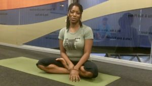 BCS Class of the Month: Yoga with Zakiyyah Kareem