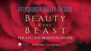 Beauty and the Beast  – Pittsburgh Ballet Theatre