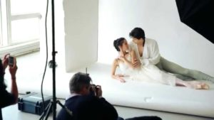 Behind the Scenes at the Manon Photo Shoot