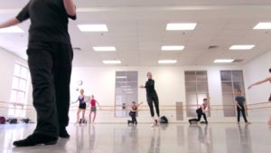 "Behind the Scenes – Dusty Button on George Balanchine's ""Episodes"""