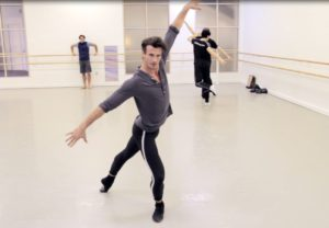 Behind the Scenes with Swan Lake's Rothbart