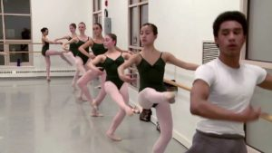 Boston Ballet School Overview