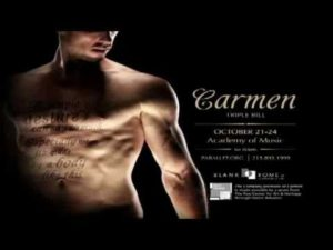 Carmen Triple Bill TV Commercial