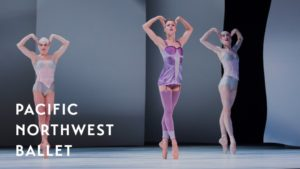 Cendrillon – Stepmother & Stepsisters (Pacific Northwest Ballet)