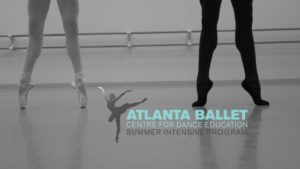 Centre for Dance Education Professional Summer Intensive 2016