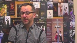 Choreographer Christopher Stowell discusses The Rite of Spring