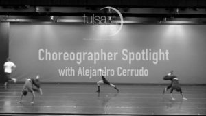 Choreographer Spotlight with Alejandro Cerrudo