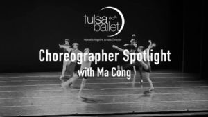 Choreographer Spotlight with Ma Cong