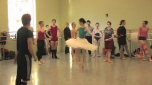 """Christopher Stowell and Lola de Avila talk about """"Giselle"""""""