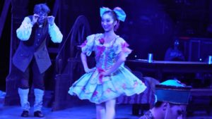Convincing as Coppélia