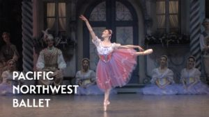 Coppélia – Swanilda Act 1 Variation ft. Leta Biasucci (Pacific Northwest Ballet)