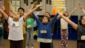 Dance in Schools and Communities (DISC) Program