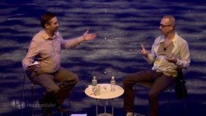 Dance Talk 8-30-16 A Conversation With William Forsythe
