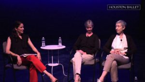 Dance Talks with Kathryn Bennetts and Judith Fugate – May 14, 2014