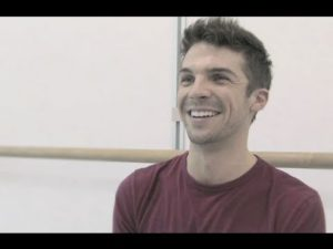 Dancer Profile-Lucien Postlewaite