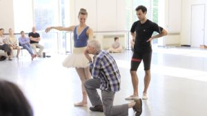 Diamonds Coaching Series w/ Jacques d'Amboise