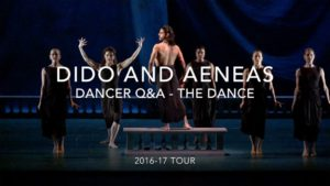 Dido and Aeneas Dancer Interviews – The Dance