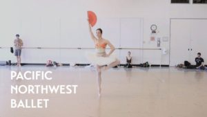 Don Quixote Act 3 – Kitri Variation ft. Carrie Imler (Pacific Northwest Ballet)