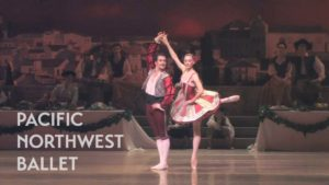 Don Quixote – Act 3 with Elizabeth Murphy & Seth Orza (Pacific Northwest Ballet)