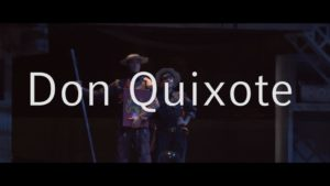 Don Quixote – Week IV
