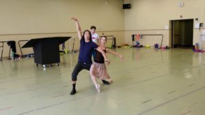 Dorothy and the Prince of Oz – Choreographer Edwaard Liang