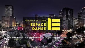 Édifice Wilder Espace Danse | Moving the world. Differently.