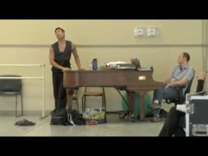 Edwaard Liang's Romeo and Juliet – The Choreographer