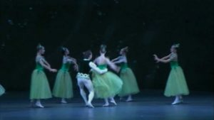 Emeralds Semperoper Ballett