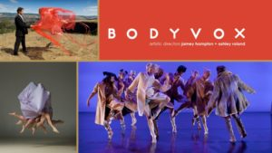 Eugene Ballet Company Presents BodyVox: Urban Meadow