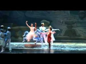 Eugene Ballet Company Presents The Nutcracker