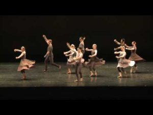 Eugene Ballet Company –  Solo in Nine Parts