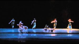 Festival Ballet Providence – Coma excerpts