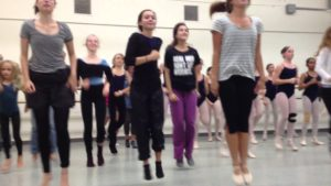 "Flash Mob Rehearsal FBP – ""Call Me Maybe"""