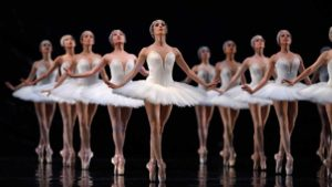 From the Studio to the Stage: Swan Lake