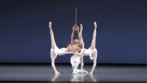George Balanchine's Apollo (Pacific Northwest Ballet)