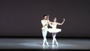 George Balanchine's Diamonds