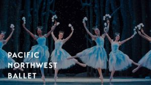 George Balanchine's The Nutcracker® – Waltz of the Snowflakes