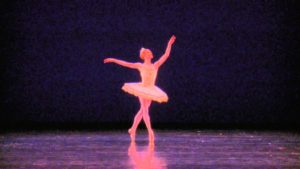George Balanchine's Theme and Variations (clip 2)