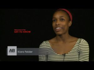 Get-To-Know: An interview with Kiara Felder
