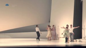 Giselle – Pas de Cinq, Part I – by David Dawson