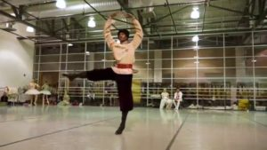 Growing up with Ballet Memphis