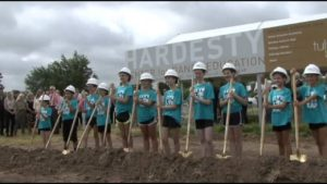 Hardesty Center for Dance Education Groundbreaking Ceremony Highlights