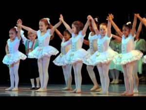 Highlights from Princeton Ballet School's Production of Coppelia