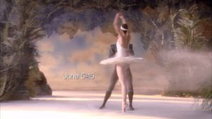 Houston Ballet Swan Lake TV Spot